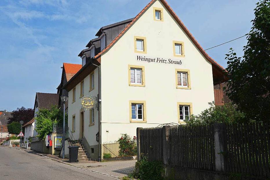 Weingut Straub Blansingen - Efringen-Kirchen