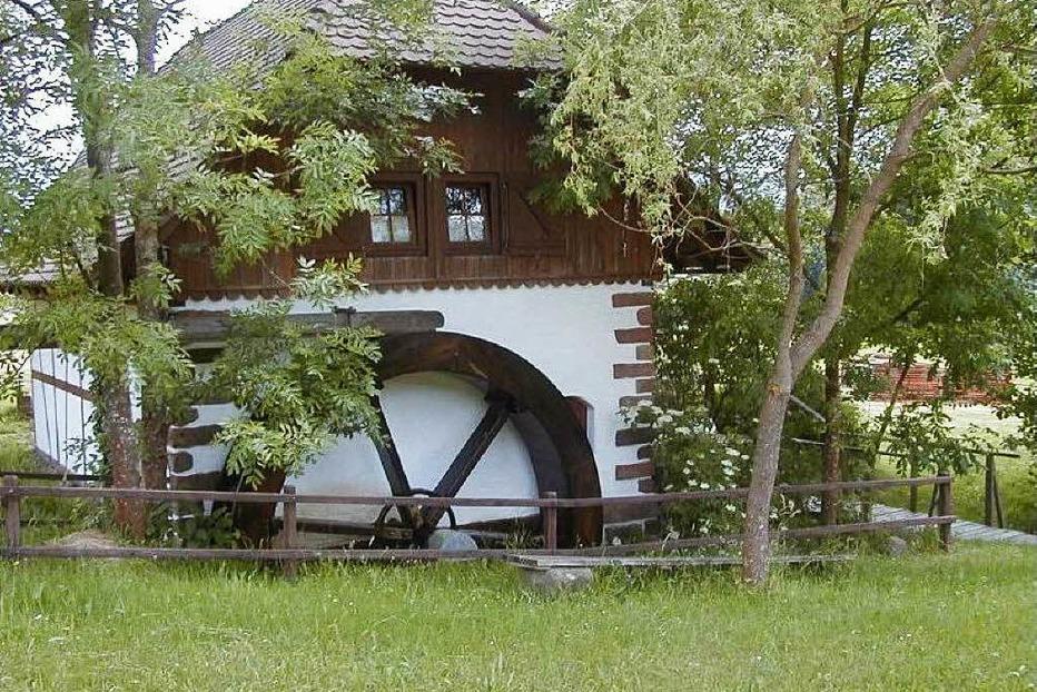 Vögeles Mühle - Steinach