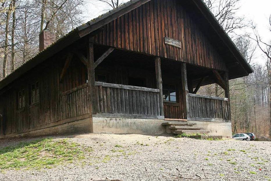 Grillplatz am Brudergarten - Ettenheim