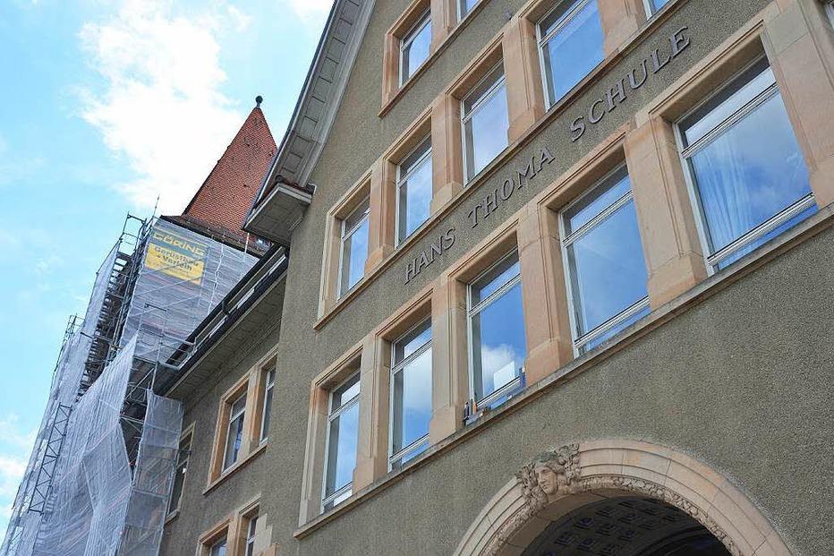 Hans-Thoma-Gymnasium - Lörrach