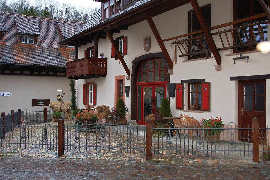 Café Enkendorf - Wehr