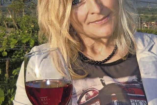 Marion Boos (Weinbau Boos in Bahlingen)