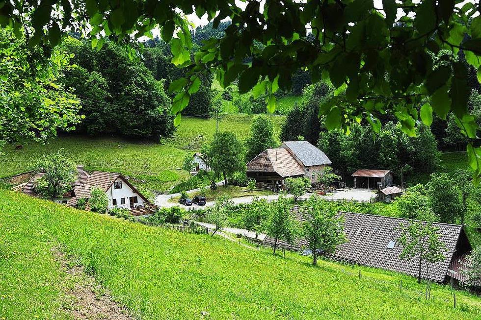 Sonners Heinehof (St. Ulrich) - Bollschweil