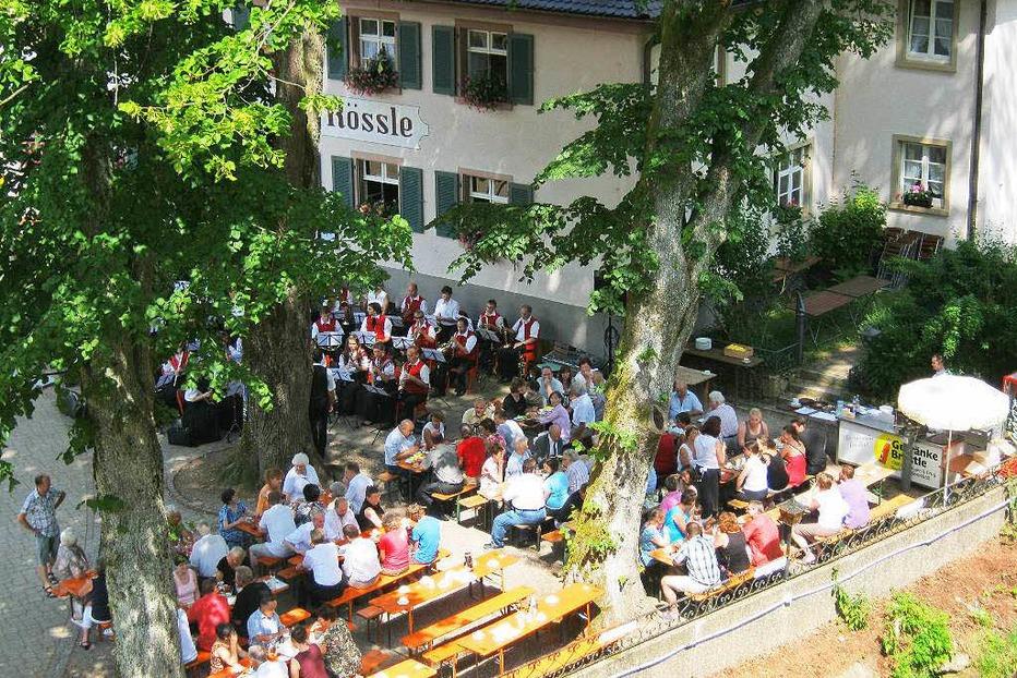 Gasthaus Rössle (St. Ulrich) - Bollschweil
