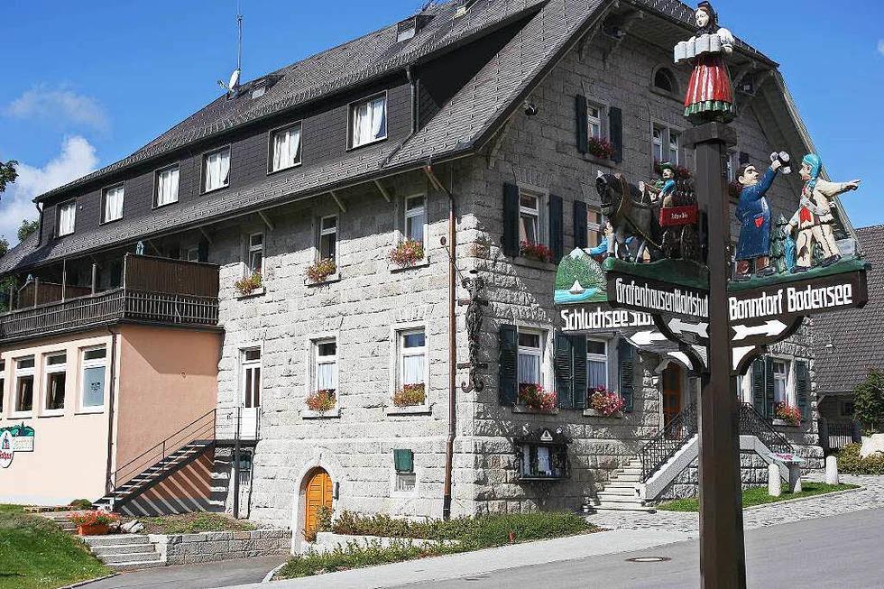 Brauereigasthof Rothaus - Grafenhausen