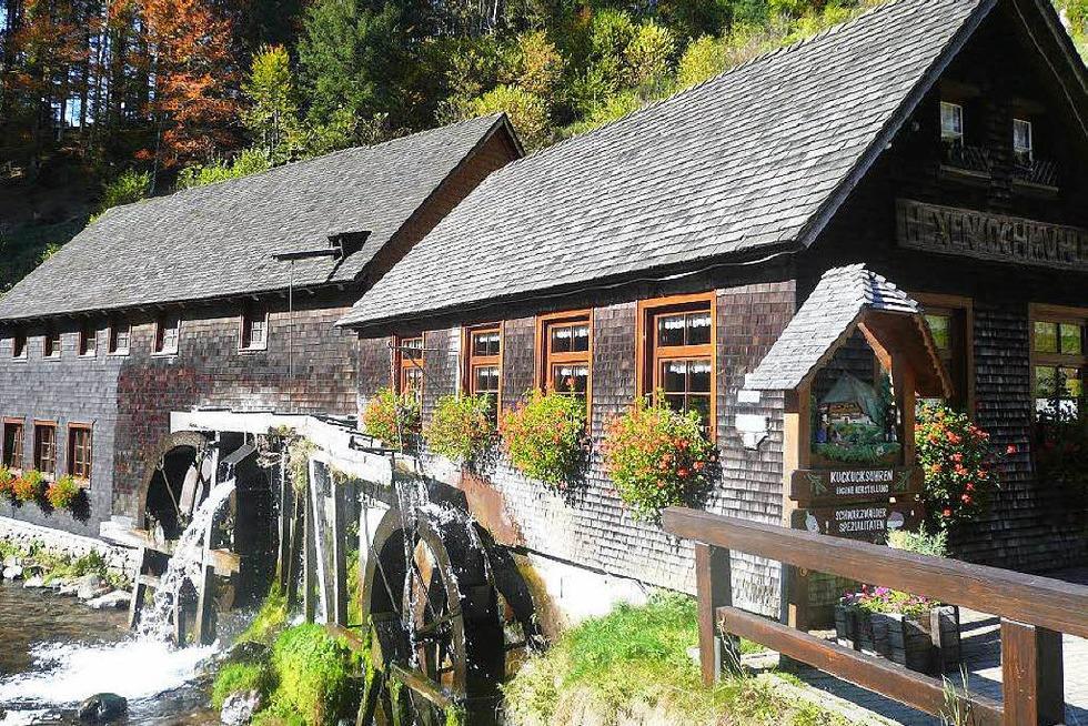 Hexenlochmühle Neukirch - Furtwangen