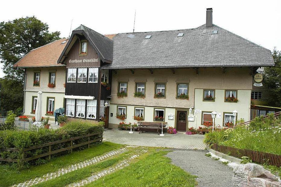 Gasthaus Giesshübel (Stohren) - Münstertal
