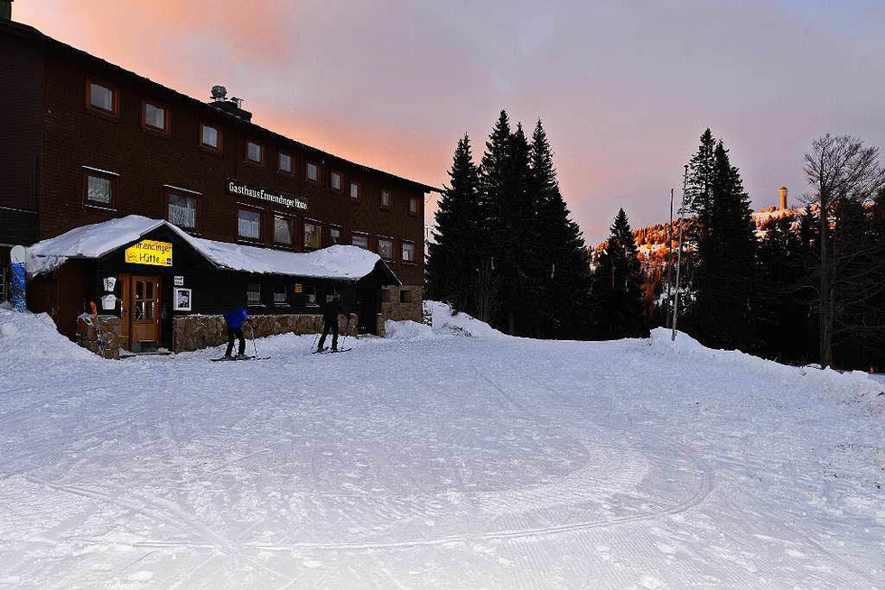 Emmendinger Hütte - Feldberg