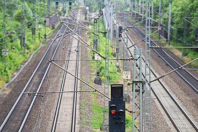 Weichenstellung in der Debatte um die Rheintalstrecke?