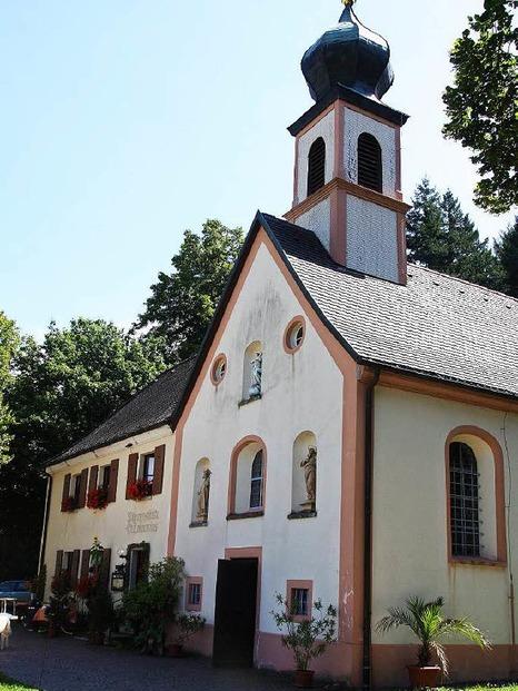 Café und Pilgerstube St. Laurentius am Giersberg - Kirchzarten