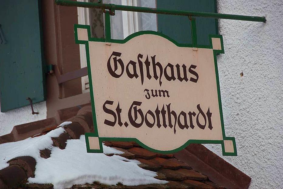 Gasthaus Gotthardhof - Staufen