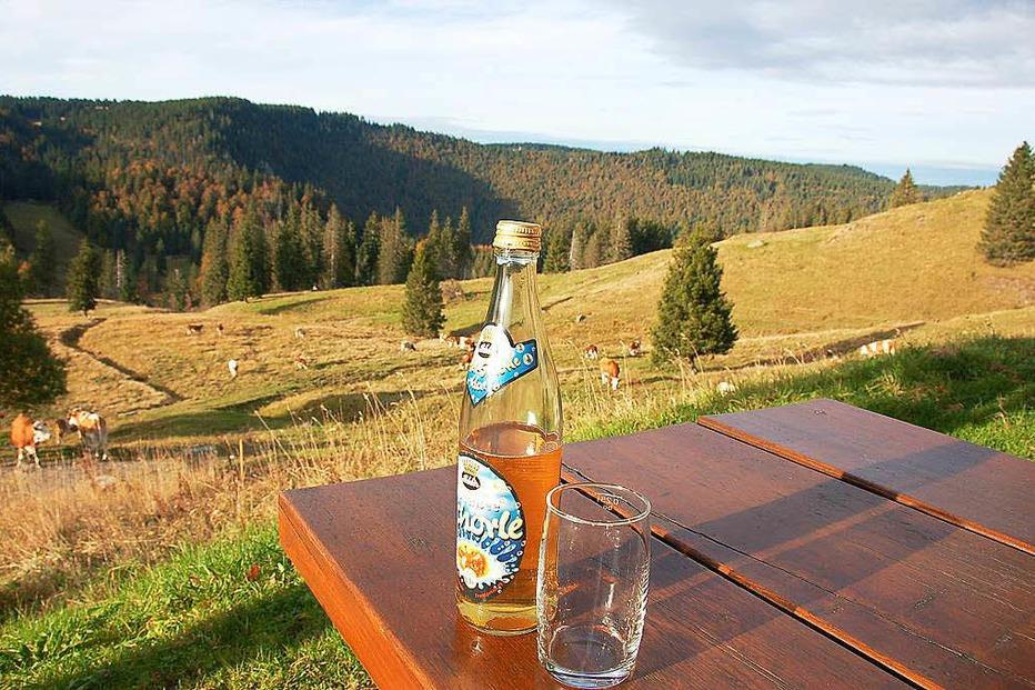 Krunkelbachhütte - Bernau