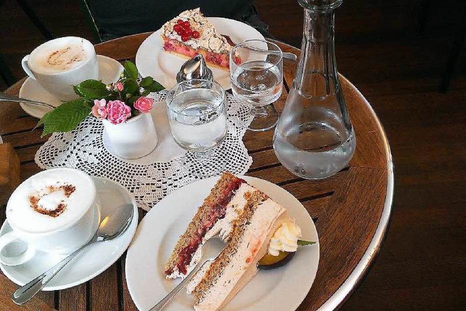 Landfrauencafé Goldene Krone - St. Märgen