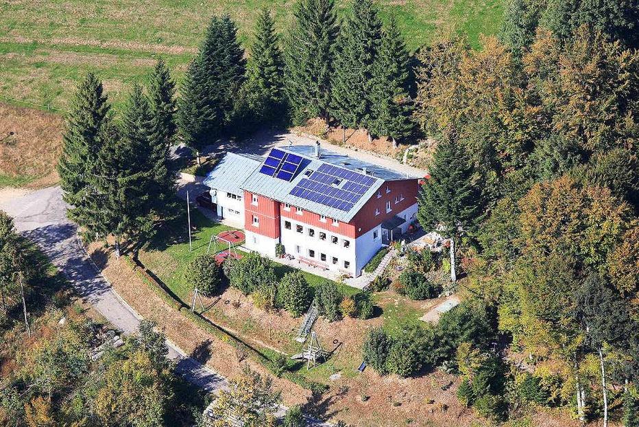Naturfreundehaus Gersbacher Hörnle - Schopfheim