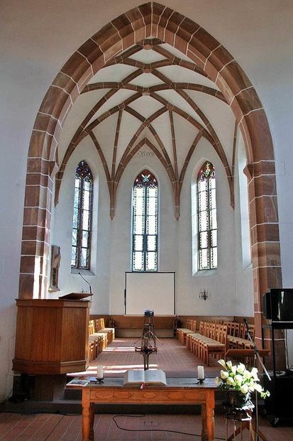 St. Chrischona - Bettingen
