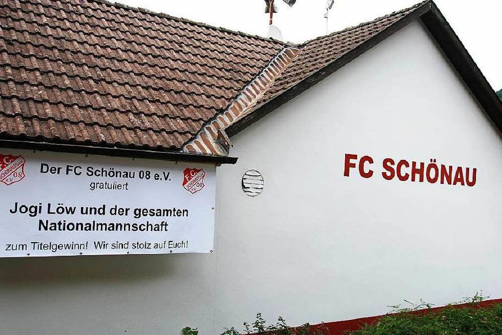 Vereinsgaststätte FC Schönau - Schönau