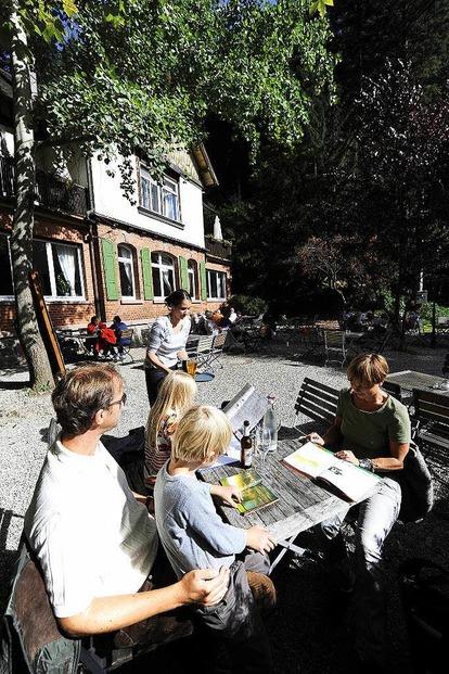 Waldgaststätte St. Ottilien - Freiburg