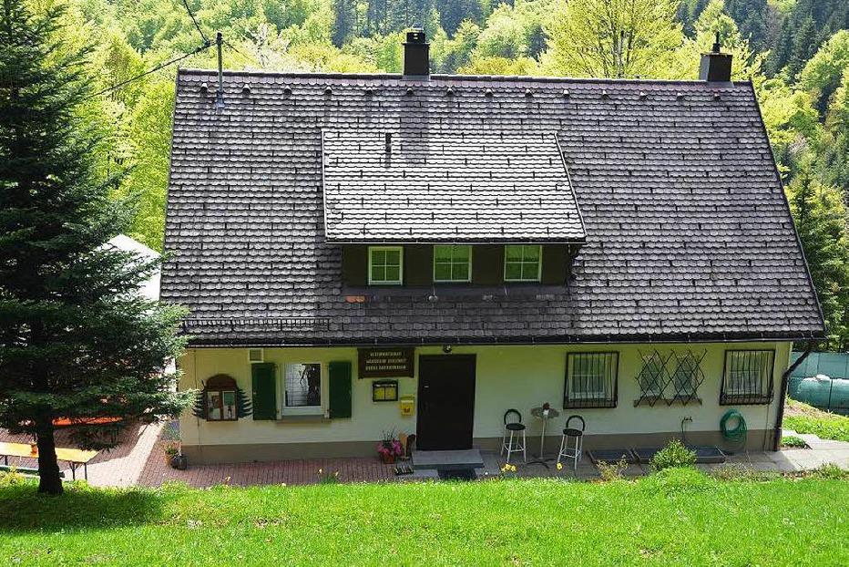 Wanderheim Stockmatt auf dem Lipple (Wies) - Kleines Wiesental