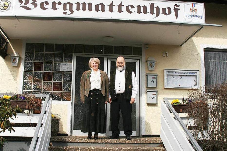 Gasthaus Bergmattenhof - Sexau