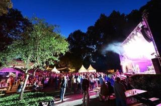 Musikpavillon Rosenfelspark