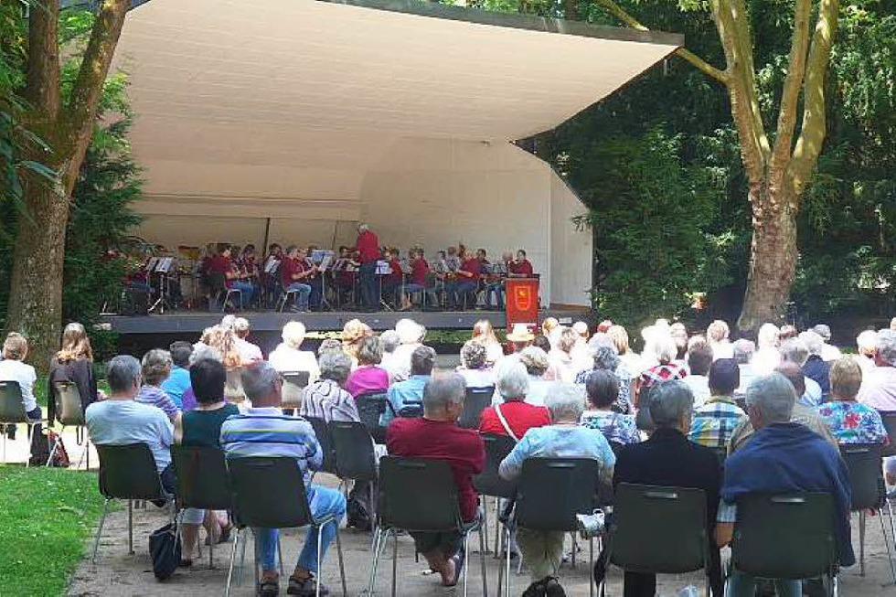 Musikpavillon Rosenfelspark - Lörrach