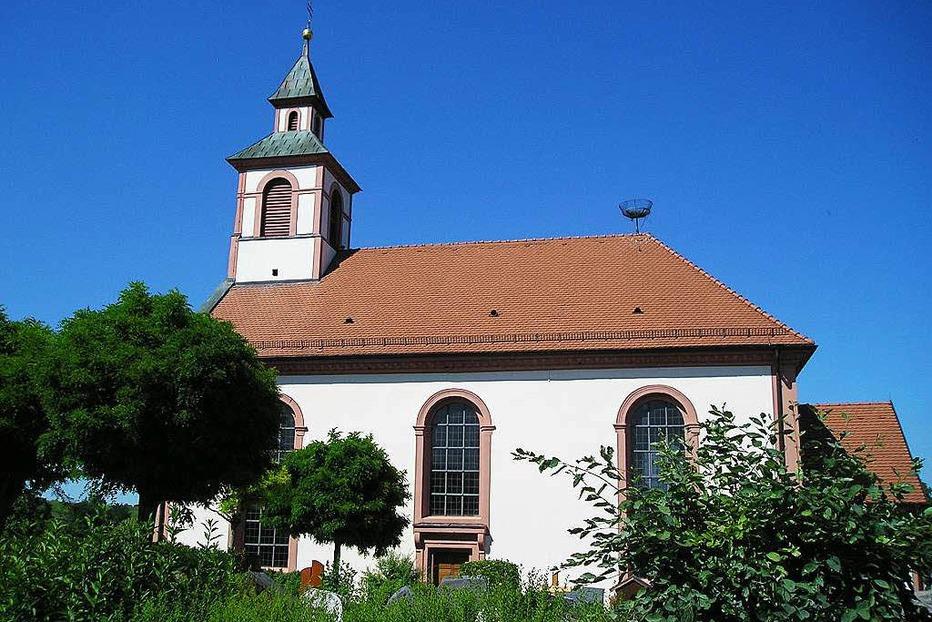 Evangelische Kirche Tutschfelden - Herbolzheim