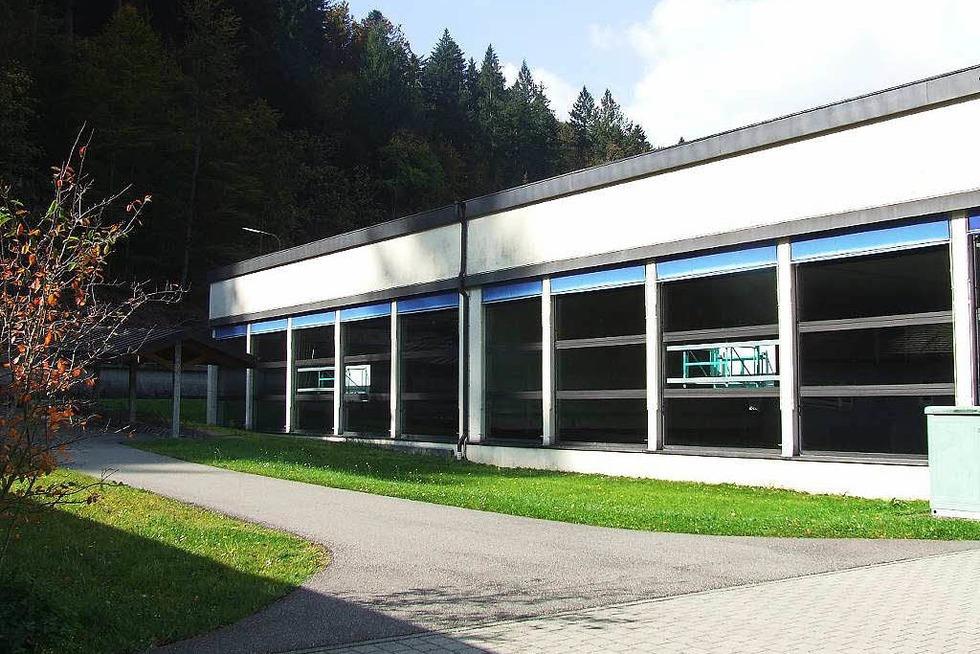 Buchenbrandhalle - Schönau