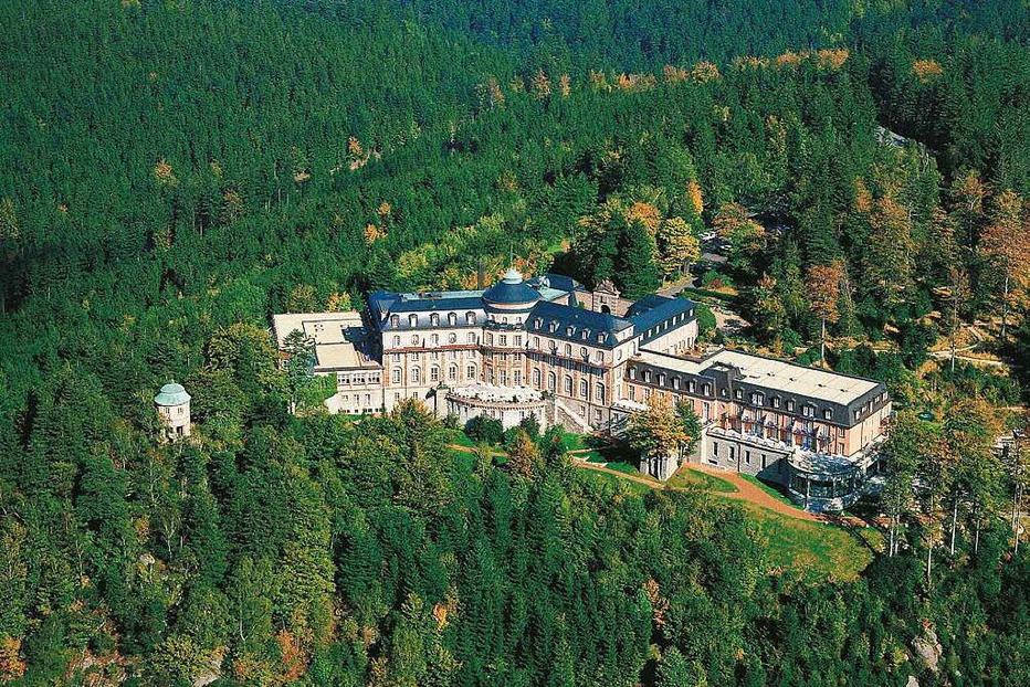 Schlosshotel B�hlerh�he - B�hl