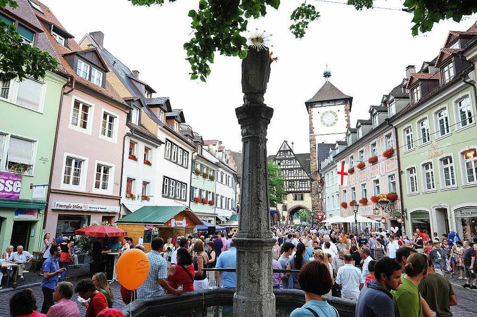 Oberlinden - Freiburg
