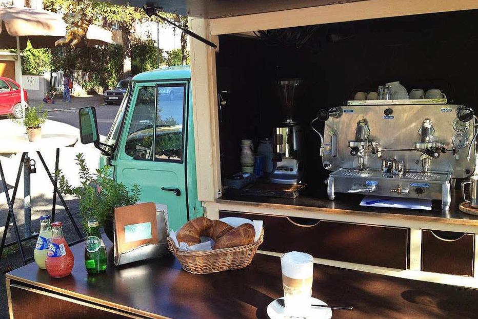 Kaffee-Kiste (Wiehre) - Freiburg