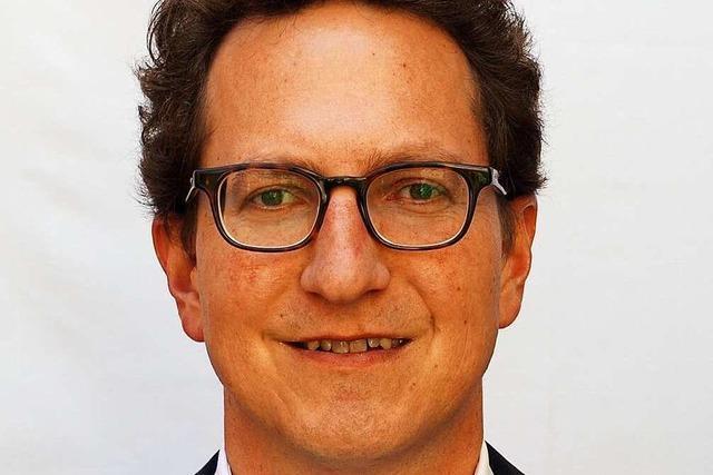 Tilmann Knittel sieht Stadtwachstum als Chance
