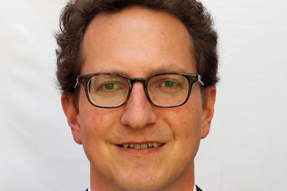 Tilmann Knittel sieht Stadtwachstum als Chance - Badische Zeitung TICKET