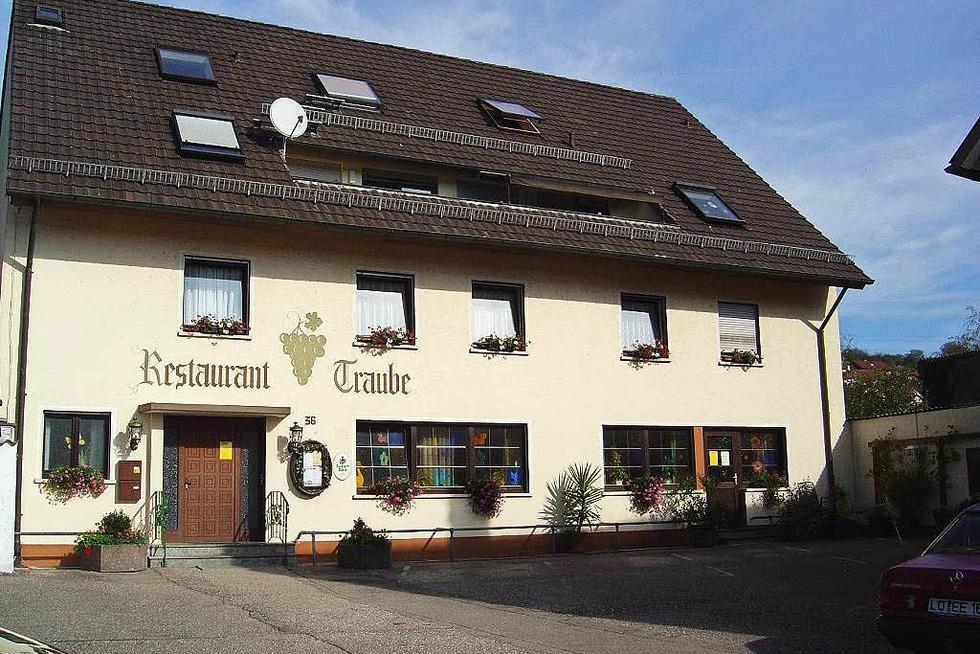 Gasthaus Traube (Hauingen) - Lörrach