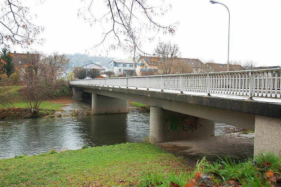 Wiesebrücke (Hauingen) - Lörrach