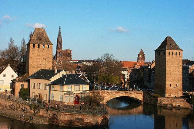 Ponts Couverts (Petite France)