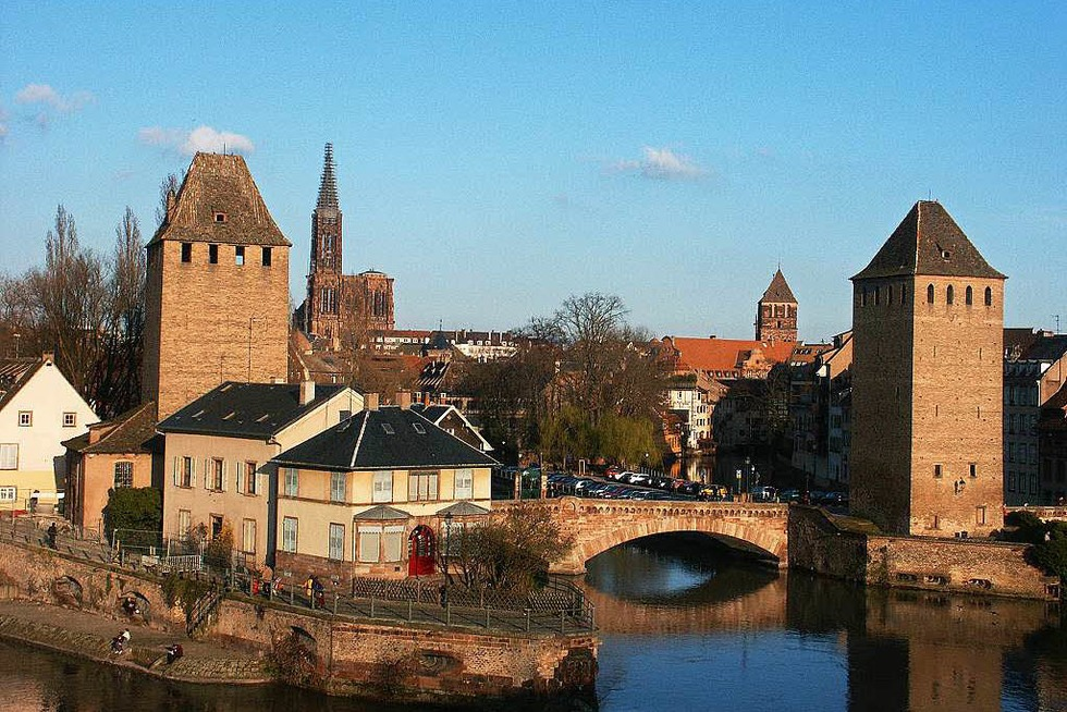 Ponts Couverts (Petite France) - Straßburg