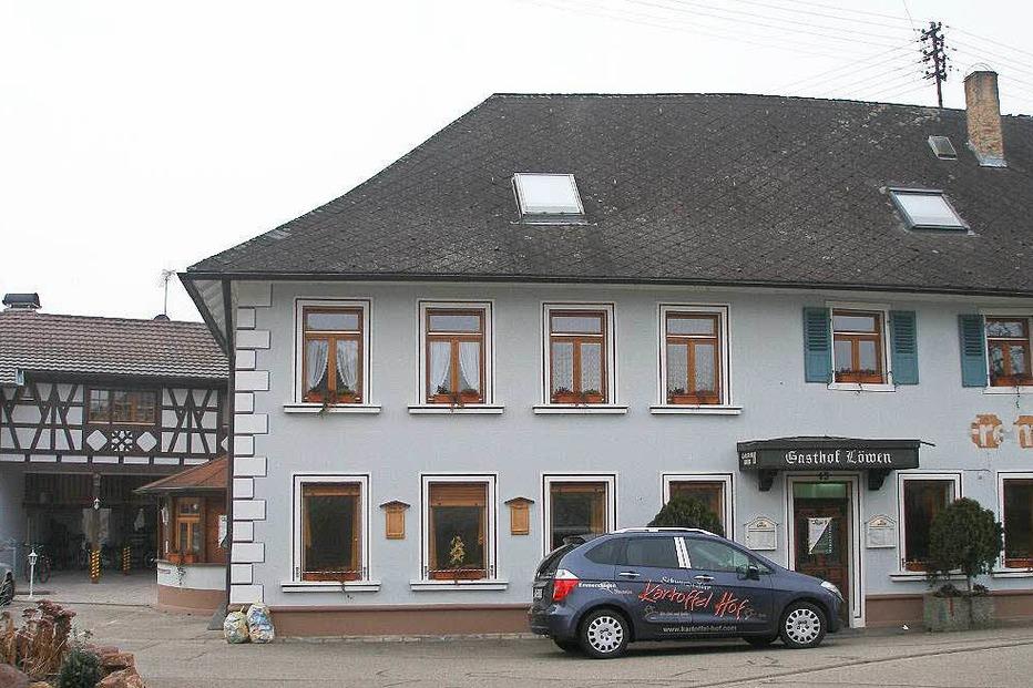 Gasthaus Löwen (Nimburg) - Teningen