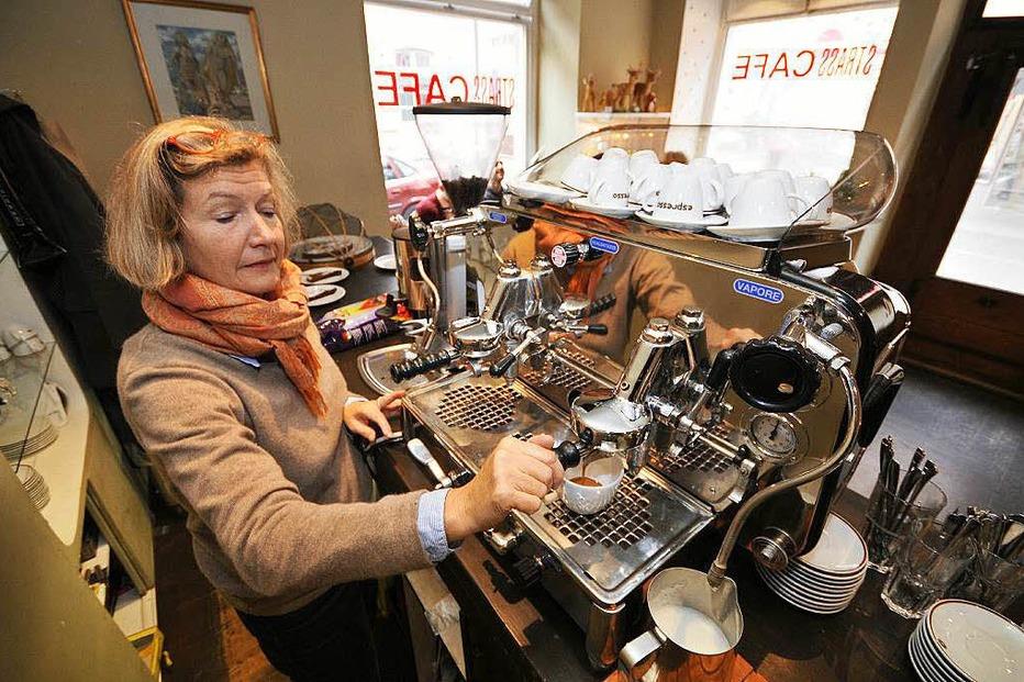 Strass Café - Freiburg