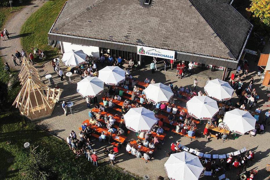 Feldberghalle Altglashütten - Feldberg