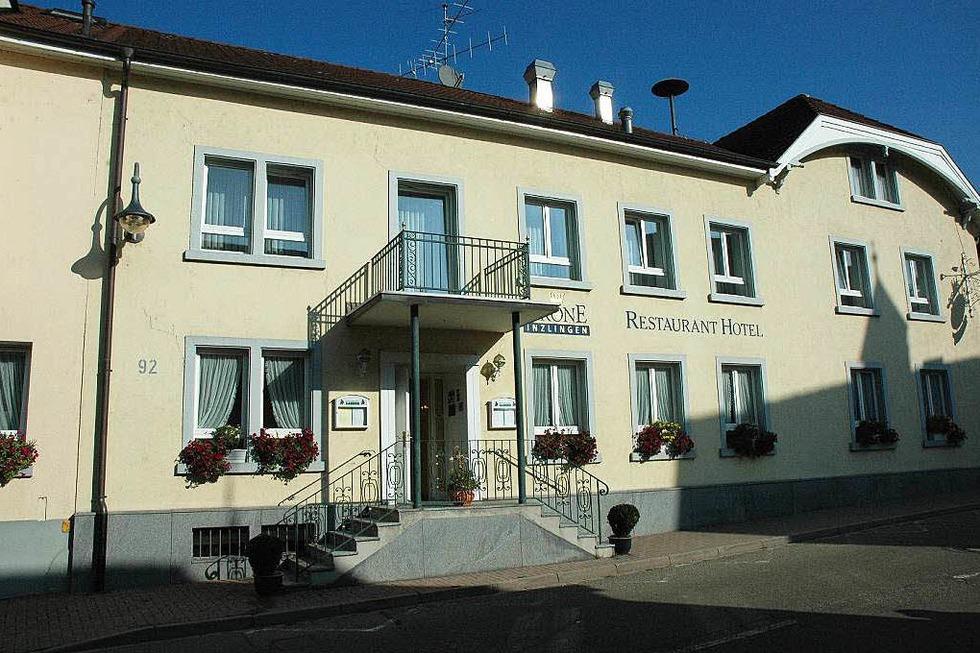 Gasthaus Krone - Inzlingen