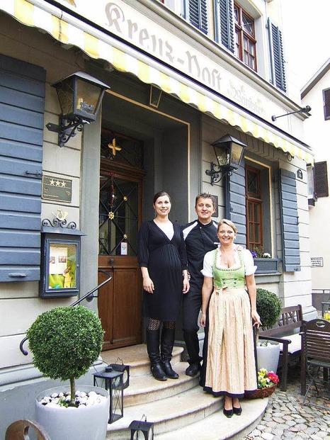 Gasthaus Kreuz-Post - Staufen