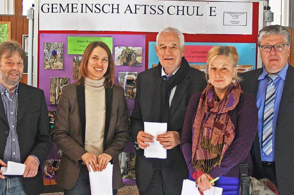 Gemeinschaftsschule Oberes Wiesental - Schönau
