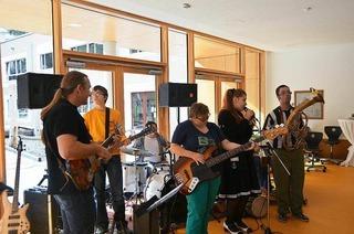 TYTH-Musikschule am Bahnhof Stetten