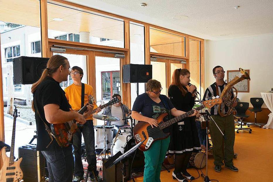 TYTH-Musikschule am Bahnhof Stetten - Lörrach