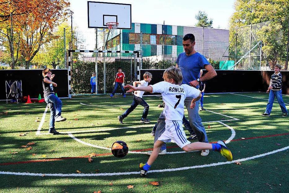 FT-Sportgrundschule - Freiburg