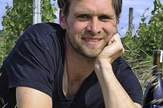 Fabian Schmidt (Weingut Bercher-Schmidt in Oberrotweil)