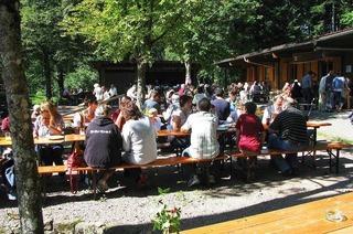 Waldfestplatz Sch�ne Aussicht (H�gelberg)