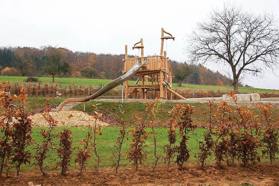 Spielplatz Wollbach - Kandern