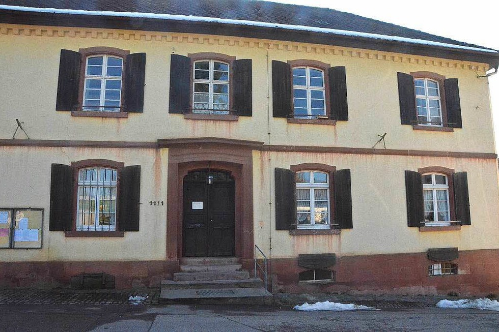Rathaus Wollbach - Kandern