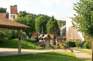Spielplatz Holzen